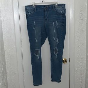 Fashion Nova (Wax Jeans)